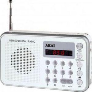 akai-dr002a-521-w-άσπρο-ράδιο-usb-φορητό-euragora.gr