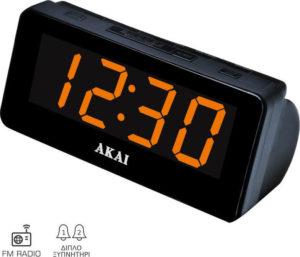 akai-ce1003-ψηφιακό-ξυπνητήρι-ραδιόφωνο-euragora.gr