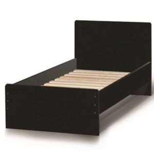 iris-κρεβάτι-μονό-ξύλινο-οβάλ-wenge-90x200cm