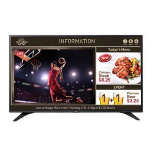 Special Commercial TV LG 55LW540S