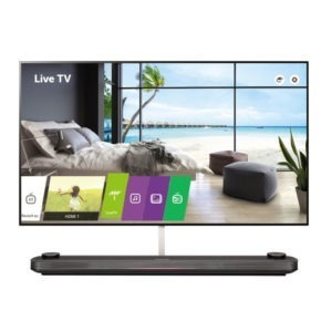 Commercial Lite TV LG EV960H Wall Paper