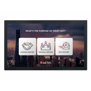 Digital Signage LG SE3TE MultiTouch LED