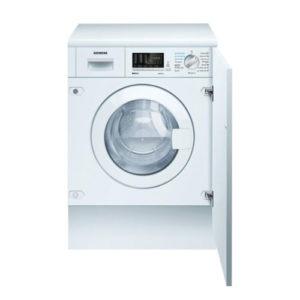 Εντοιχιζόμενα Πλυντήρια Ρούχων