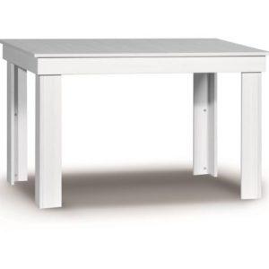 viometale-τραπέζι-τραπεζαρίας-λευκό