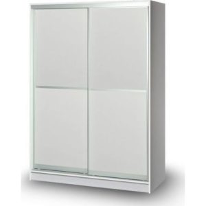 kirki-συρόμενη-ντουλάπα-λευκή-viometale