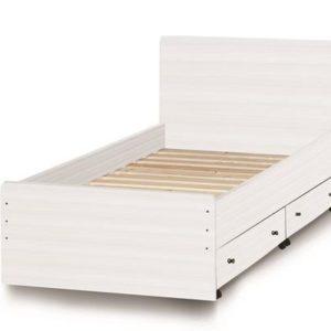 κρεβάτι-μονό-λευκό-δρυς-οβάλ-με-αποθηκευτικό-χώρο