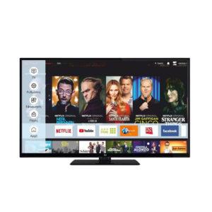 Τηλεόραση Smart 4K TV F&U FL2D4307UH