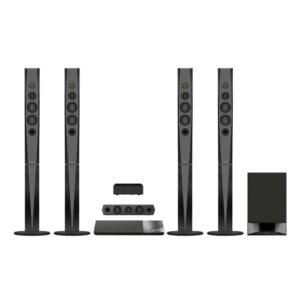 Set Home Cinema Sony BDV-N9200W Black