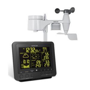 Επαγγελματικός Μετεωρολογικός Σταθμός Sencor SWS 9700