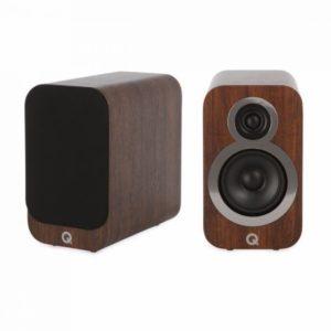 q-acoustics-q3010i-walnut-ζεύγος