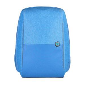 BG Berlin Backpack Metrobag BG010/01/L.BLUE