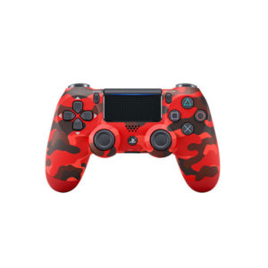 Sony DualShock 4 Controller V2 Red-Camouflage