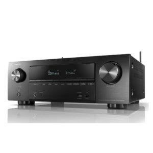 Σετ DENON AVR-X1600H-POLK AUDIO T-15