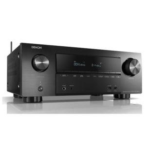 DENON AVR-X2600H + POLK AUDIO T-15