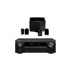 Πακέτο Denon AVR-X550BT + Polk Audio TL-1600