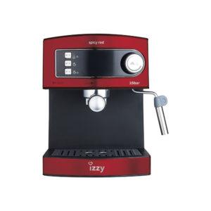 Μηχανή espresso Izzy 6823 Barista Red