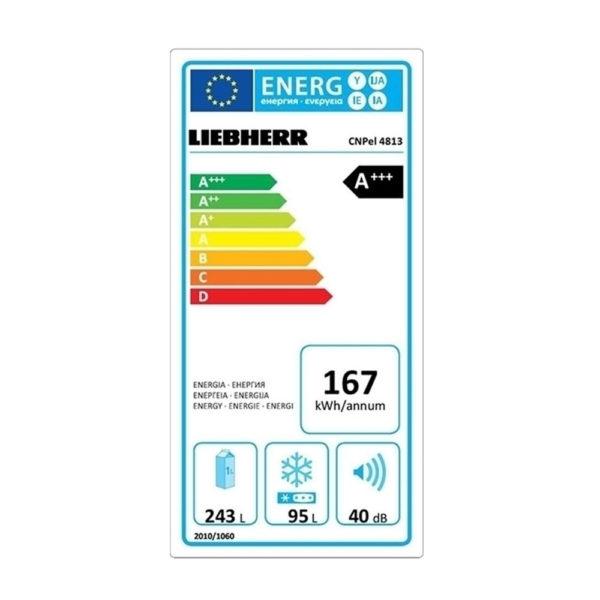 Ψυγειοκαταψύκτης Liebherr CNPel 4813-21