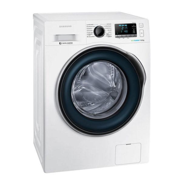 Πλυντήριο Ρούχων Samsung WW80J6410CW