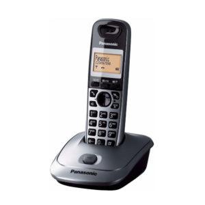 Ασύρματο Τηλέφωνο Panasonic KX-TG2511 GRT Gray