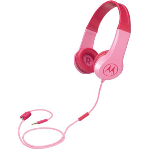 Motorola Squads 200 Pink Παιδικά Ακουστικά