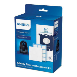 Σετ με Σακούλες και Φίλτρο Σκούπας Philips FC8074/02