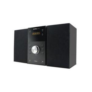 Crystal Audio HBT-1 Μini Hi-Fi Bluetooth Black (381252)