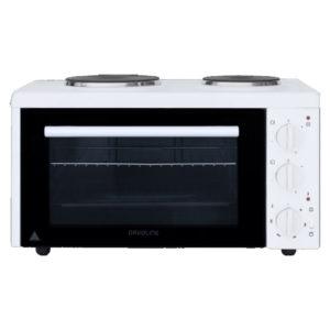 Φουρνάκι Με Εστίες Davoline EC 400 Chef