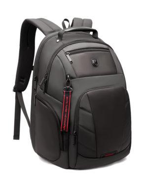 ARCTIC HUNTER τσάντα πλάτης B-00341-GY με θήκη laptop, γκρι