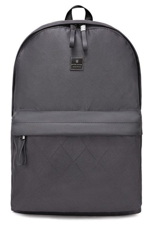 ARCTIC HUNTER τσάντα πλάτης B00291-RMB με θήκη tablet, αδιάβροχη, μαύρη