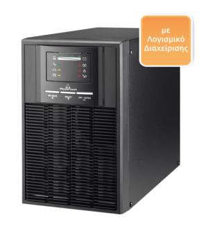 POWERTECH UPS On Line PT-1000, 1000VA/700WATT