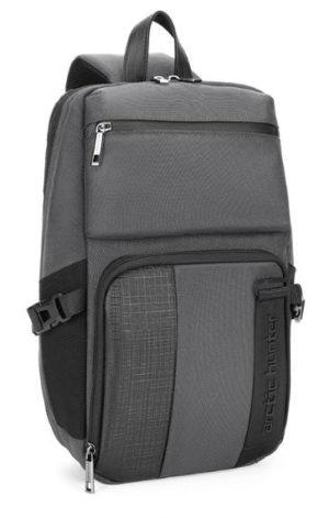 ARCTIC HUNTER Τσάντα Crossbody XB00096-GY, αδιάβροχη, γκρι