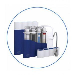 Aqua Filter EXCITO-OSSMO Οικιακή Μονάδα Αντίστροφης Όσμωσης 4 Σταδίων