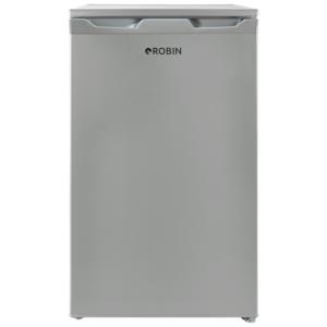 euragora-ψυγείο-μονόπορτο-robin-rt-110-inox