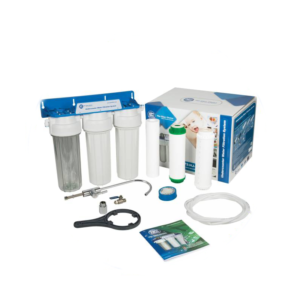 Aqua Filter FP3-K1 Σύστημα Φίλτρανσης Νερού κάτω πάγκου 3 σταδίων