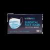 VESTAMED Χειρουργική Μάσκα Μιας Χρήσης Type II BFE 98% Συσκευασία 50τεμ
