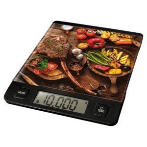 Sencor SKS 7001 Black Ζυγαριά Κουζίνας