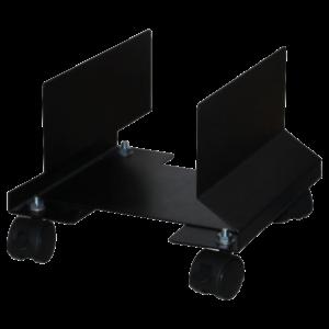 Powertech PT-781 Μεταλλική βάση PC με ροδάκια, universal size