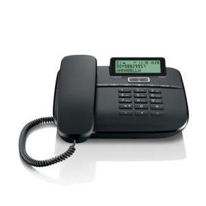 gigaset-da611-μαύρο-σταθερό-τηλέφωνο