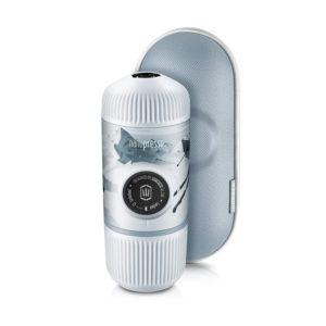 WACACO Nanopresso + Case Winter Winter Portable GR Espresso Machine
