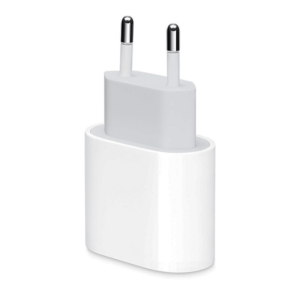 APPLE 20W USB‑C POWER ADAPTER ΛΕΥΚΟ MHJE3ZM/A