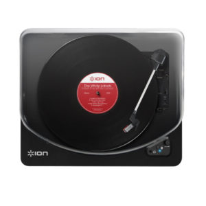 ION Air LP Black Bluetooth Πικάπ