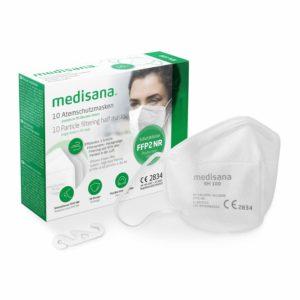 Medisana RM 100 10 X FFP2 Atemschutzmaske 40τμχ των 10τμχ
