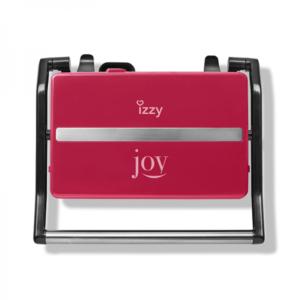 Izzy Panini Joy Red IZ-2005 Τοστιέρα 800W