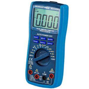 BORMANN Pro BDC2000 (028437) Ψηφιακό Πολύμετρο AC/DC 600V