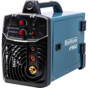 BORMANN Pro BIW1300 Ηλεκτροκόλληση MIG/MMA 160A (028277)