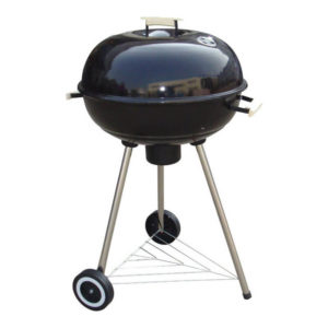 BORMANN BBQ1160 Ψησταρια Καρβουνου Inox 56x56cm (024330)