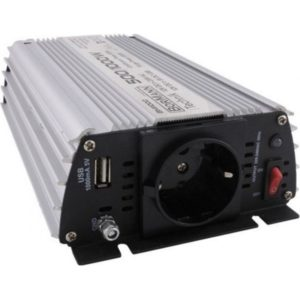 BORMANN BMI1000 Inverter Μετατροπέας 12V-220V (022534)