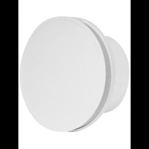 Europlast EAT100 – Εξαεριστήρας μπάνιου στρογγυλός με κάλυμμα