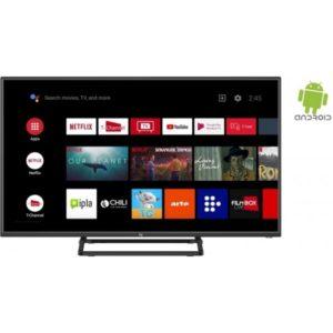 """F&U FLA55130UH Smart 4K UHD 55"""" Τηλεόραση"""
