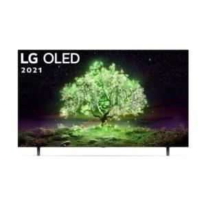 """LG OLED 65A16LA 65"""" Τηλεόραση Smart 4K TV"""